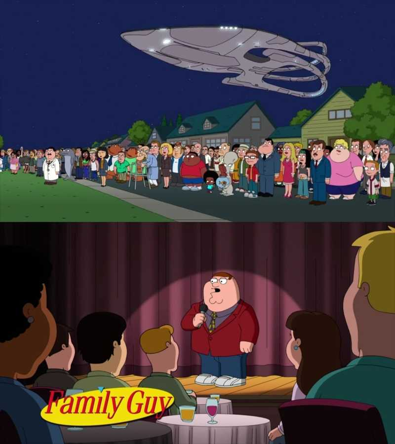 family guy no giggity no doubt cast