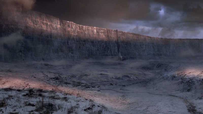 Mia and William are going North of the Wall you say?