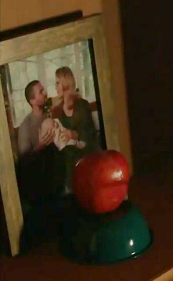 Oliver, Felicity and Mia 💗💗💗