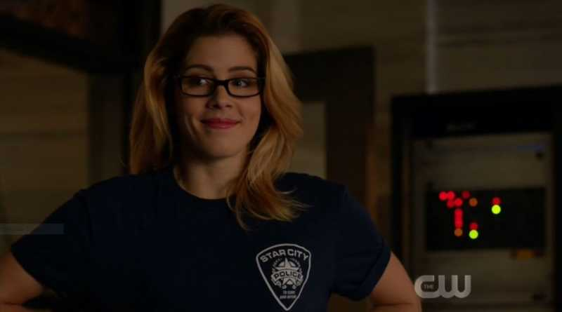 Felicity's face while she's being told that evidence must be acquired legally is EVERYTHING 😂😂😂