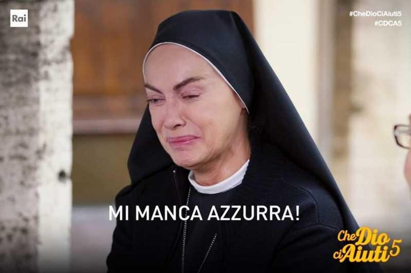 Povera suor Angela 😭💔