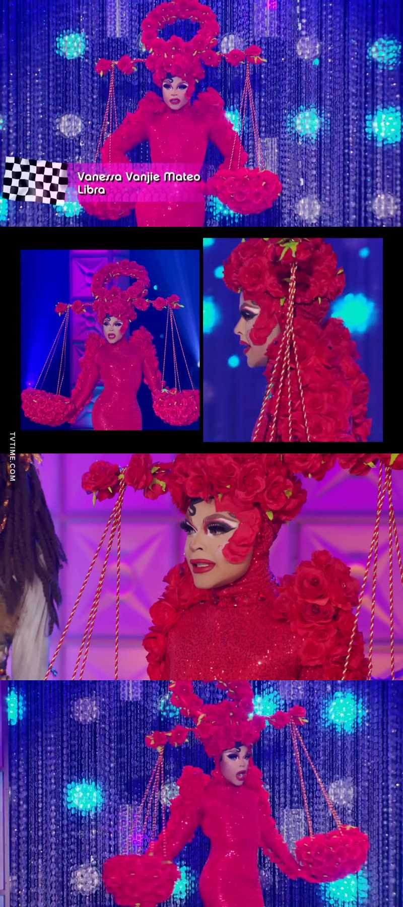 Miss Vanjie's outfit in this episode is all I need for my birthday this October 14th #Libra
