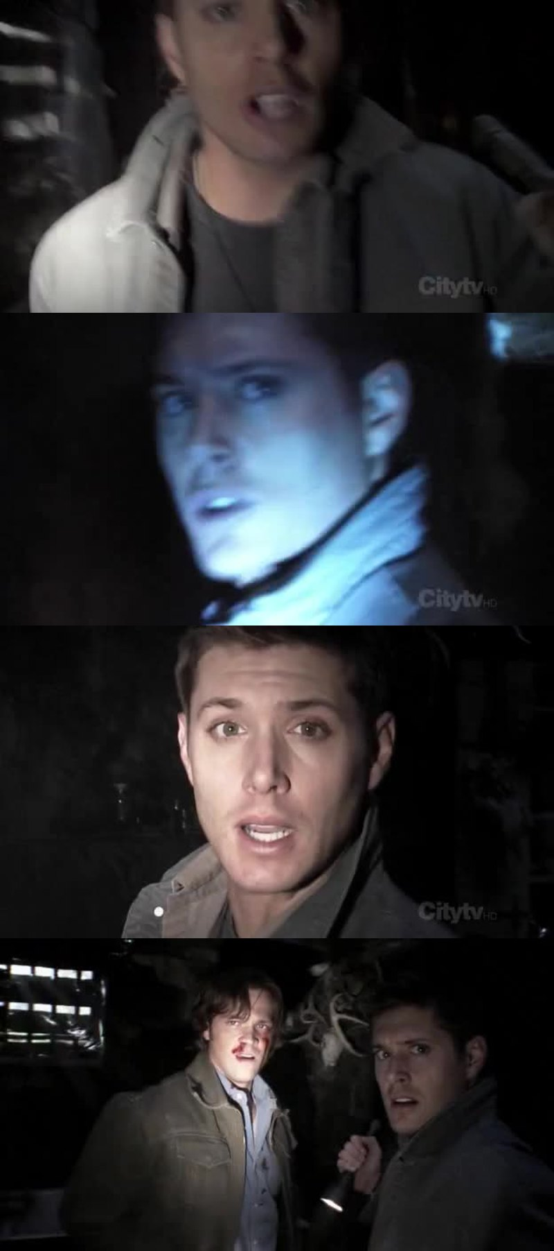 Ok Dean looking right through the camera was the best part of the episode and was the thing that saved this episode for me.