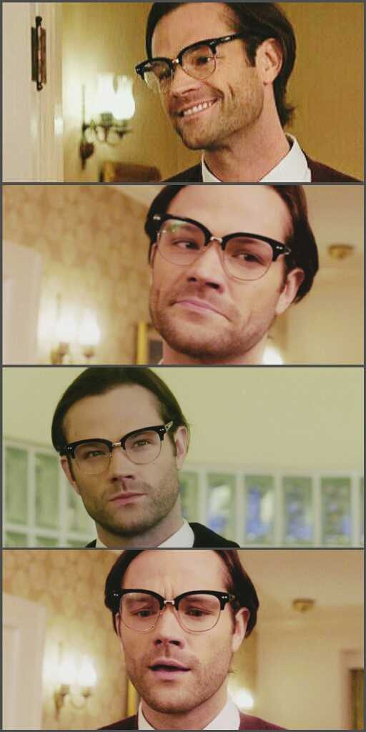 Oh Sam (Jared) this episode was great, I haven't laughed so much in a long time. (I wonder how they put up with Jared) 😂