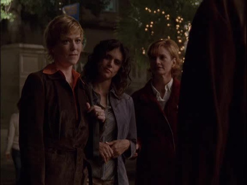 The one in the middle is melissa ponzio! #mamamccall