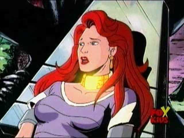 Jean, na época em que os desenhos eram feitos para adolescentes quase adultos...