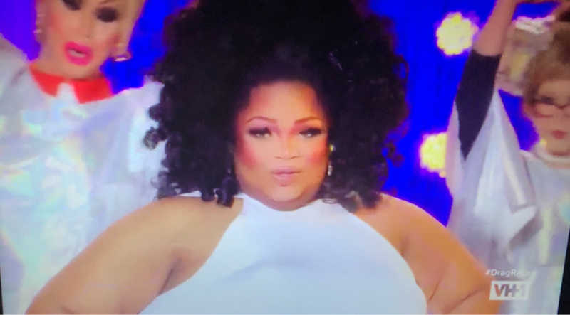 Silky was great as Oprah! She owes Scarlet an apology for complaining about her casting options.