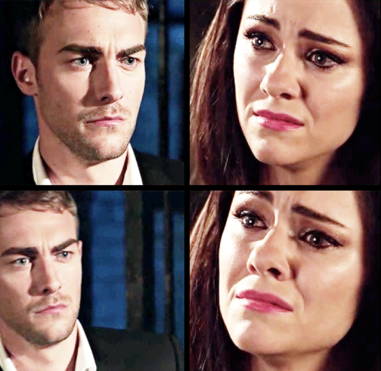"""""""I'm here because of you. Not diamonds or some other girl. None of that has power over me now. Only you."""" JASPENOR !!!"""