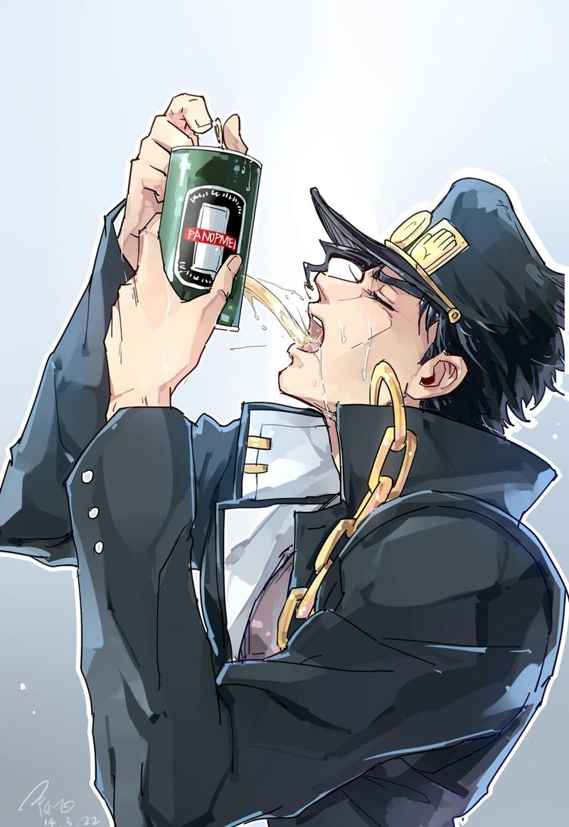 Jotaro, I already love you!