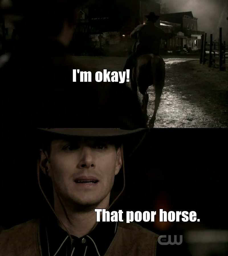 That was hilarious 😂😂 Sam and his way to ride a horse makes me laugh 😂