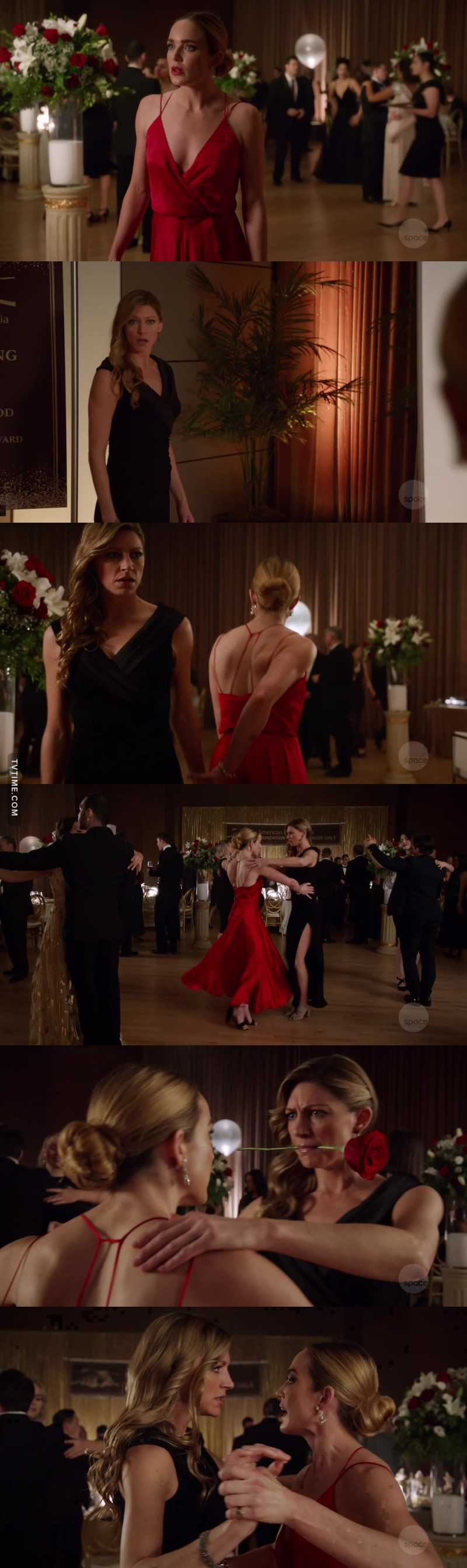 I loved that we got to see Avalance dancing even if they were arguing❤️🤷♀️