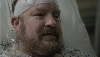 "He's a true hero and was the father Sam and Dean never had. He came back for a few seconds just to help them (again). Honestly, I cried for 43 minutes. Bobby Singer will always stay in my heart.  ""I adopted two boys and they grew up great. They grew up heroes"""