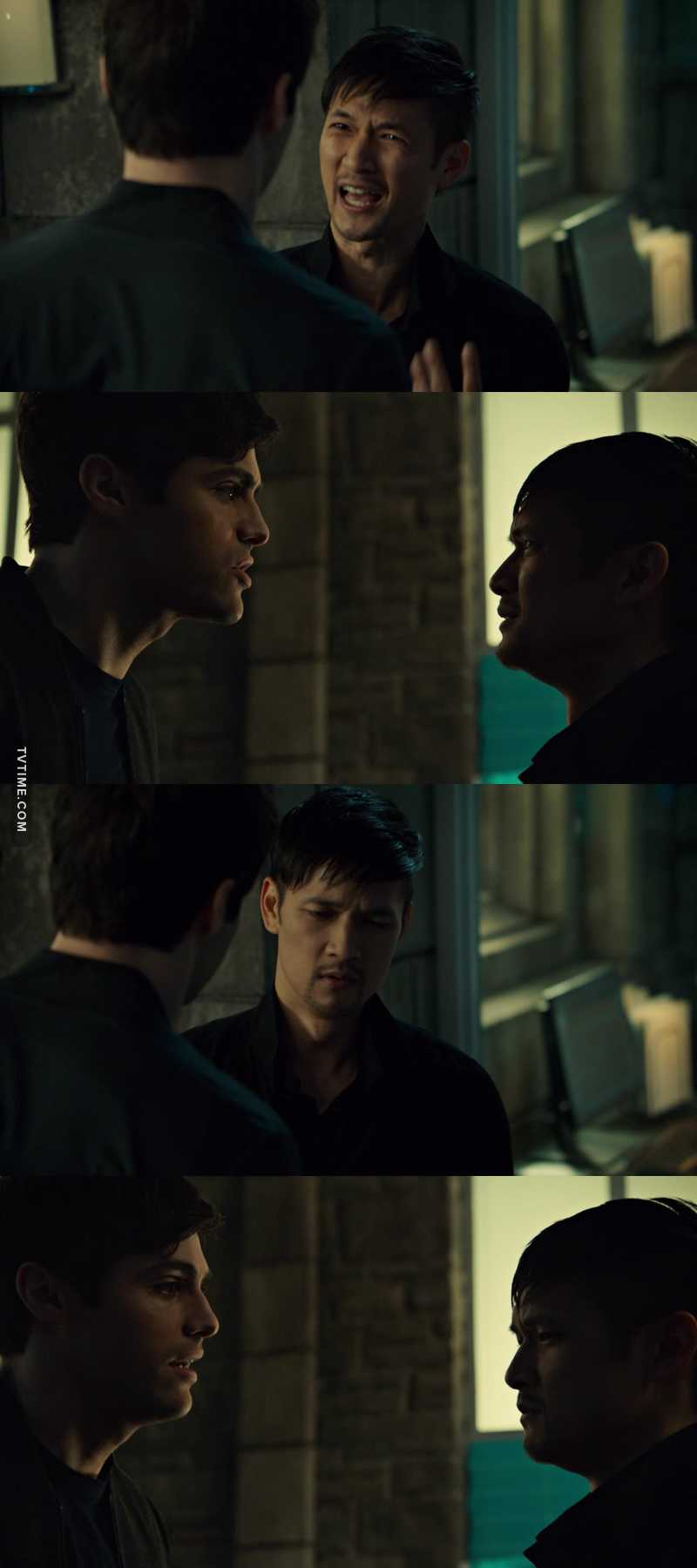 It hurts to see Magnus like that..