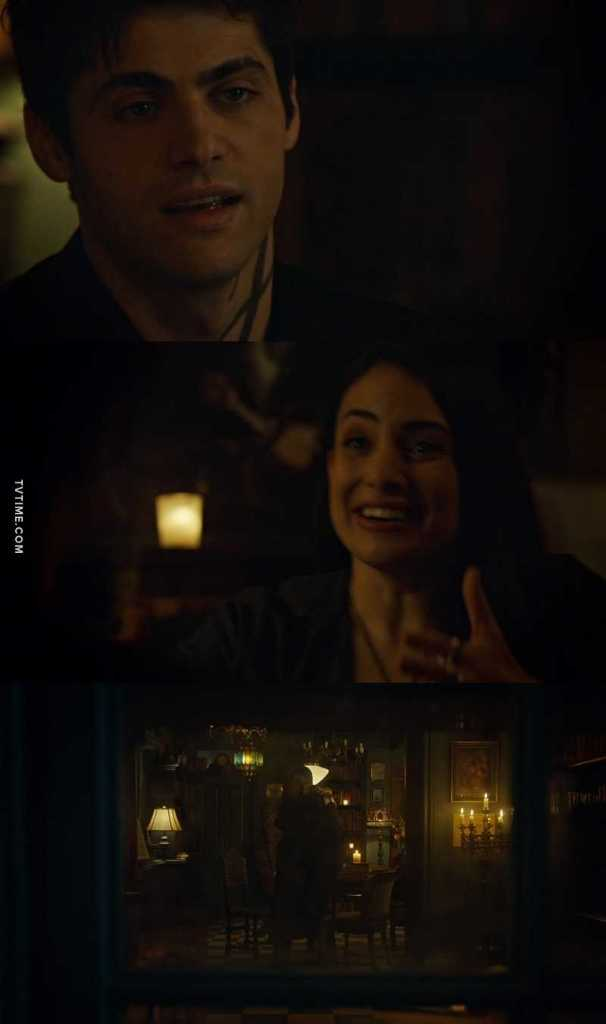 "I loved this moment  ""I'm gonna ask Magnus to marry me"""
