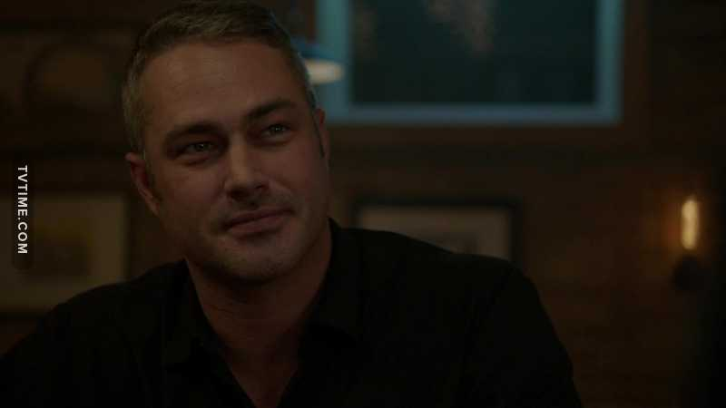 """""""There is no one like you"""" And when Kelly Severide looks at Stella like this, we can only dream at them back together pretty soon 💞"""
