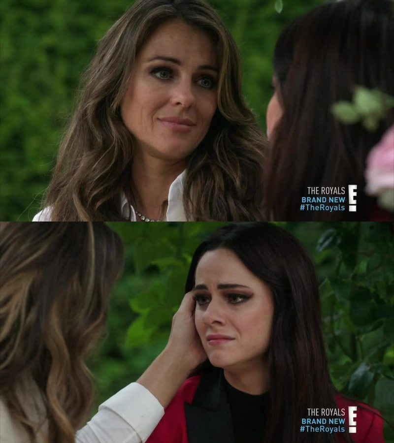 """I bet it was the first time she said """"i love you"""" to eleonor 😭😭😭"""
