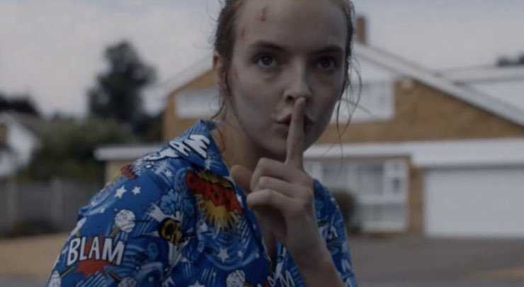 I didn't know how bad I was missing Jodie Comer. How can she be such an awesome actress?? 😍  Loved her and loved the episode. Can't wait for more.