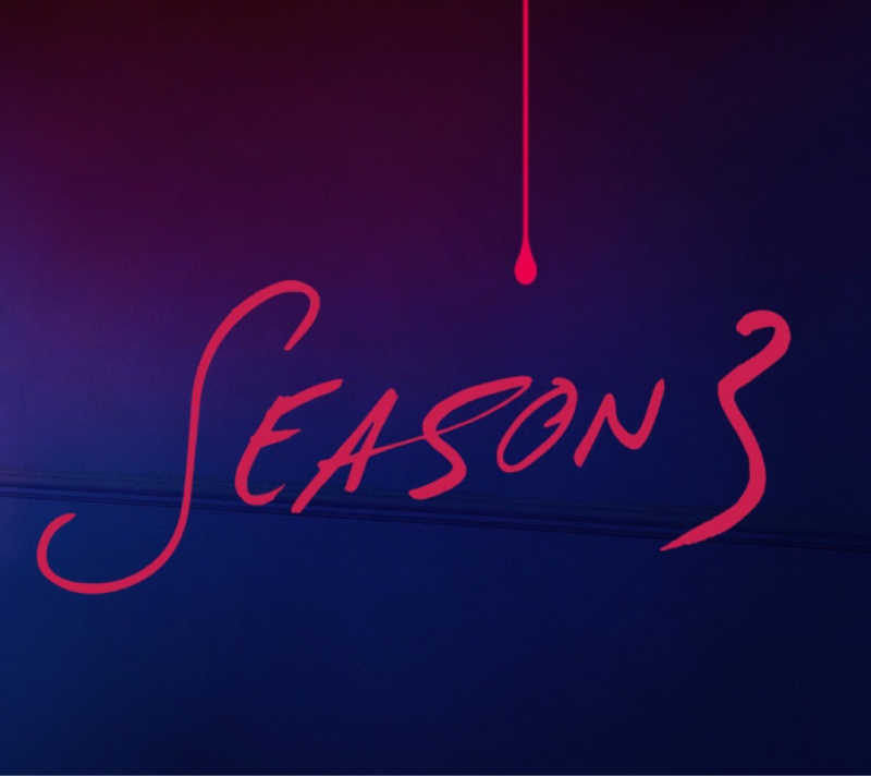 SEASON 3, BABY X 🖤 THE SHOW WAS RENEWED! YAS, IT'S WHAT WE DESERVE!! 🙌🏻