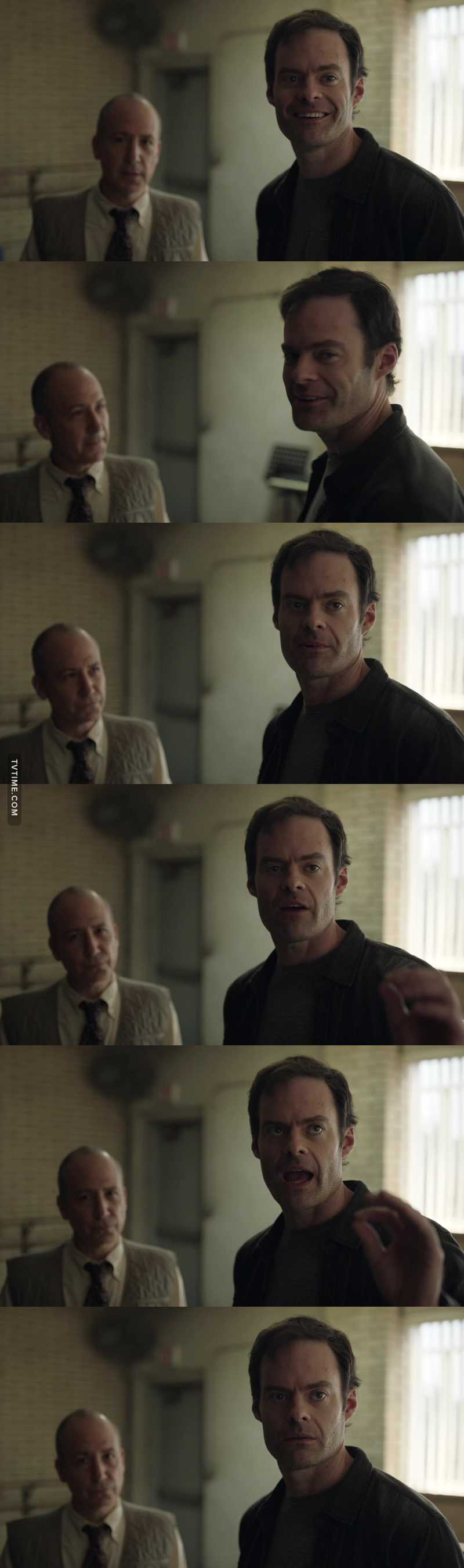 As expressões do Barry são demais pra mim ♥ Em uma cena, ele foi de alegre a triste e preocupado em dois tempos.
