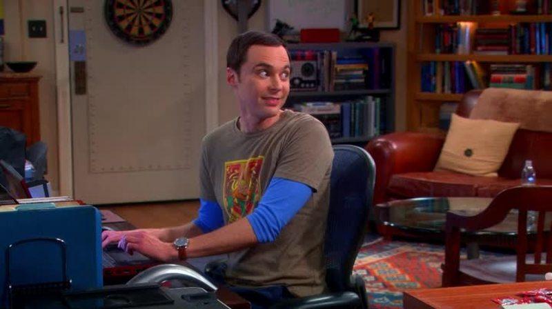 Sheldon che sclera contro i produttori di una serie tv perché non ci aiutano psicologicamente a sopportare la fine di una serie. COME SI FA A NON AMARLO. COMEEEE.