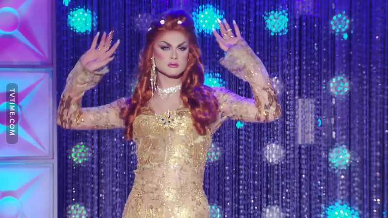 I'm going to miss her, was really hoping for a double sashay - her lip sync was much more powerful than Ra'jah's 😭