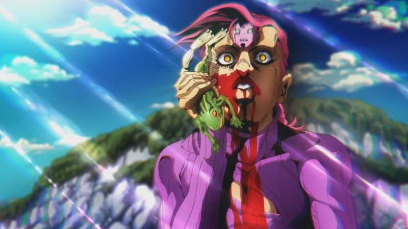 Wow what an episode Doppio is very interesting