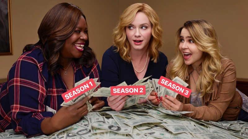 Renewed for a third season!  https://www.spoilertv.com/2019/04/good-girls-renewed-for-3rd-season.html