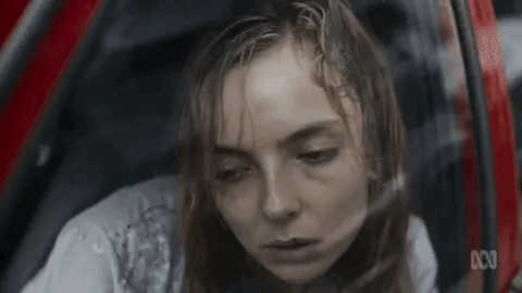 That was fucking BRILLIANT god all the shit villanelle went through this episode my poor child