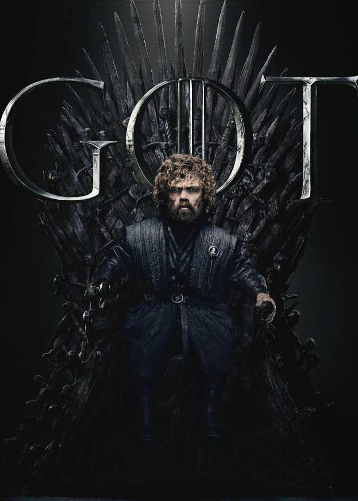 ....♚ ♔ ♚ ♔ ♚ ........♚ ♔ ♚ ♔ ♚ .......................King Tyrion...................... ....♚ ♔ ♚ ♔ ♚ ........♚ ♔ ♚ ♔ ♚