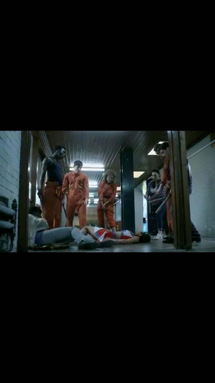 Life goal: being killed by the misfits gang✅