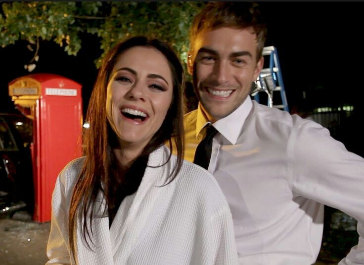 OMG their smile is priceless 😍 I want Jaspenor, NOW 🙏❤