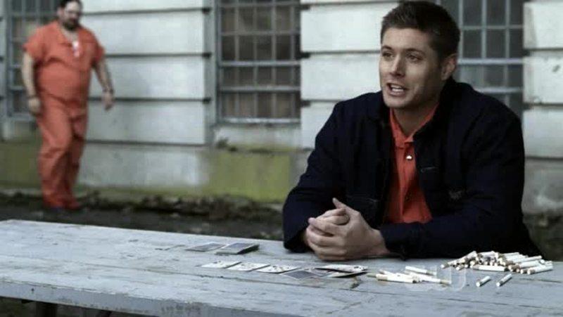 lol that was best :D Dean like a dealer of cigarets :D :D :D