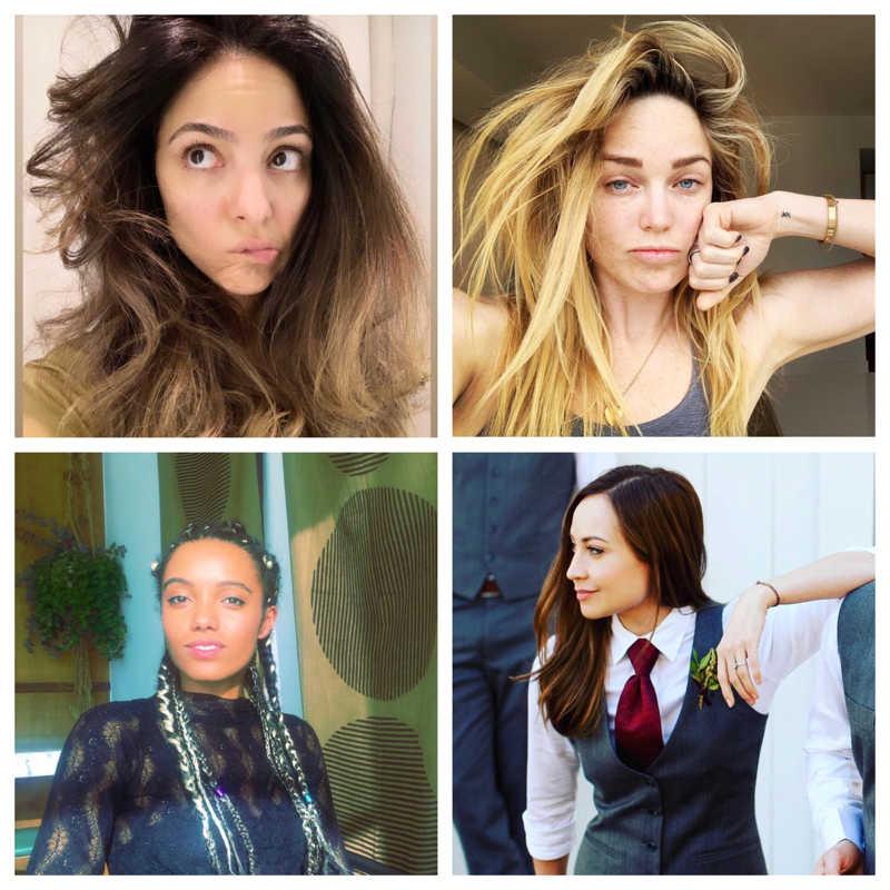 Appreciation for the Beautiful ladies of Legends.... Especially Zari 😍