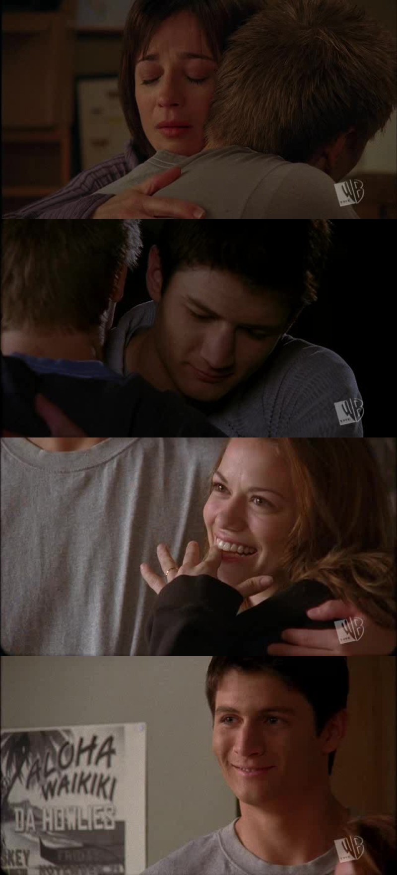 """I can't believe Naley got married, they are so cute together and it's great to see their development throughout the season. Also, Nathan and Lucas finally bonding is beautiful, I loved the scene they said they are gonna miss each other ❤️ """"There is only ONE TREE HILL"""""""