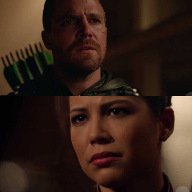 Finally, Oliver knows the truth & can't wait to see what will happen next.