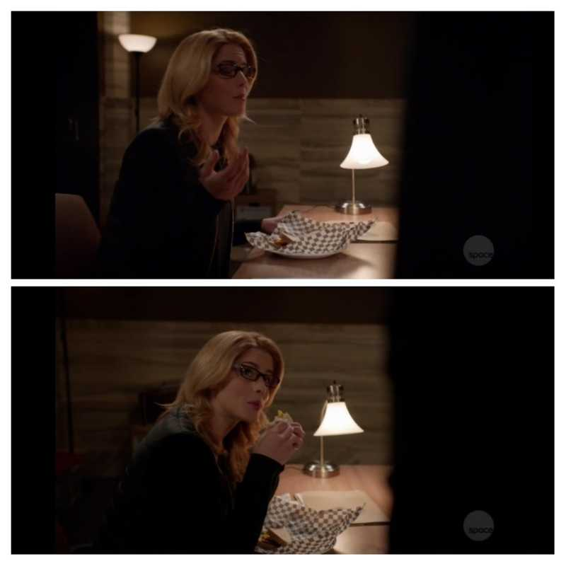 Whole interrogation and see keep eating and eating. But she looks cute and adorable as always..... 😊😋😉