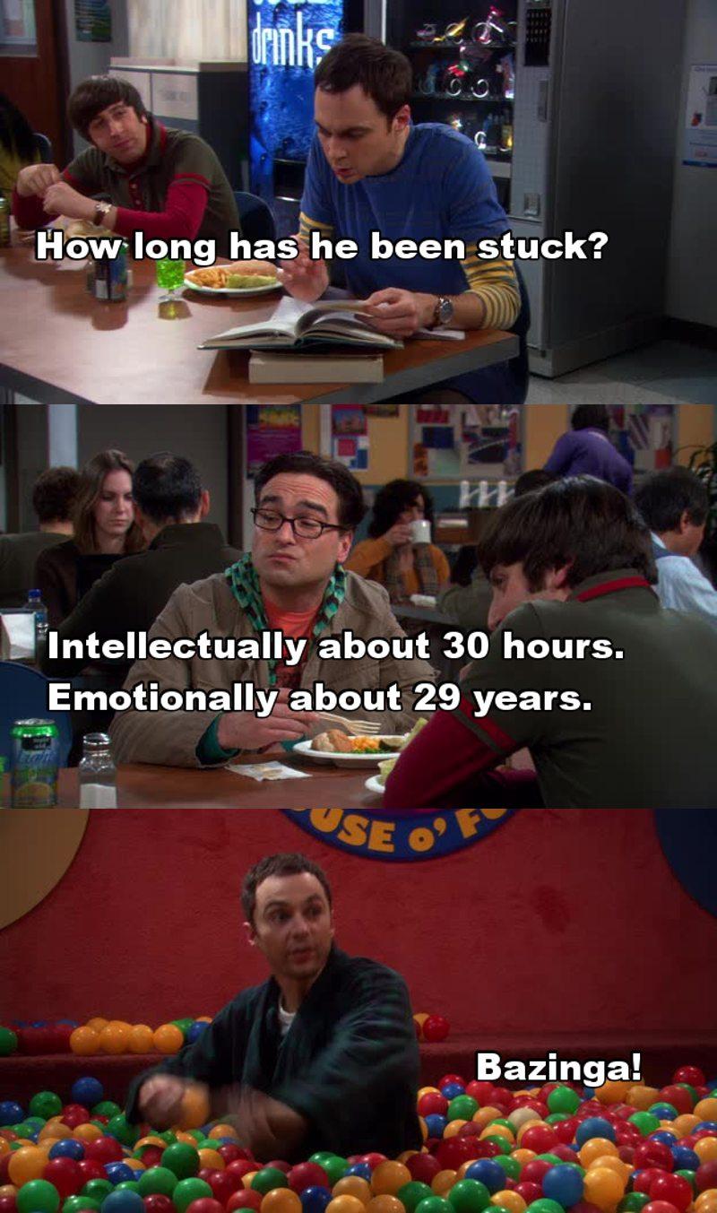 love you Sheldon!