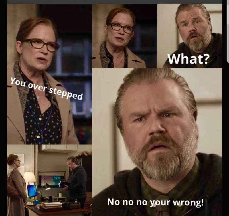 My Gut told me from the minute I saw her she was EVIL!!! You Don't go after Dr. Frome!!! I was SO PISSED!!! 🤬🤬🤬