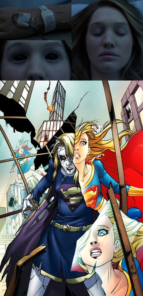 Get ready everybody ! Bizarro-girl is coming !!! I also saw that there is gonna be a white martian too. So awesome !!! 2016 is superheroes' year !!!