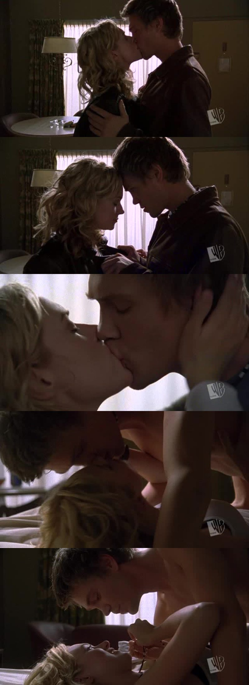 I never liked Peyton very much and I think this is the why. She did a terrible thing... And she let Lucas stop the thing