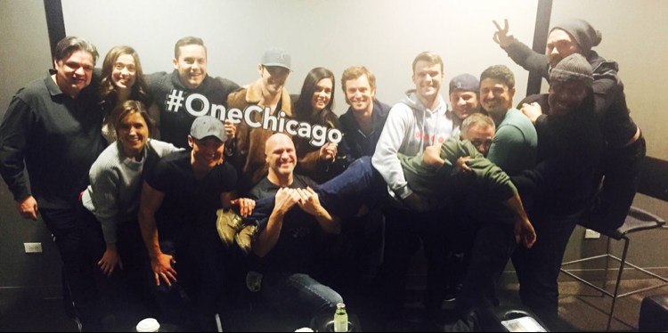 This family. A true ONE CHICAGO! Amazing, intense crossover. Can't wait for the conclusion with CPD tomorrow!!! 🚒🚑🏥🚓