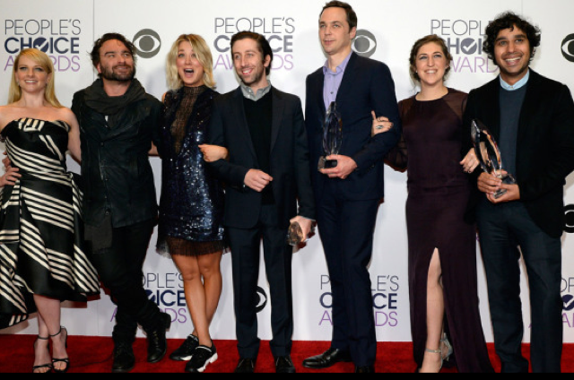 Congrats TBBT for winning 3 people's choice awards 2016 ( best tv show, best comedy show and best actor comedy for Jim.