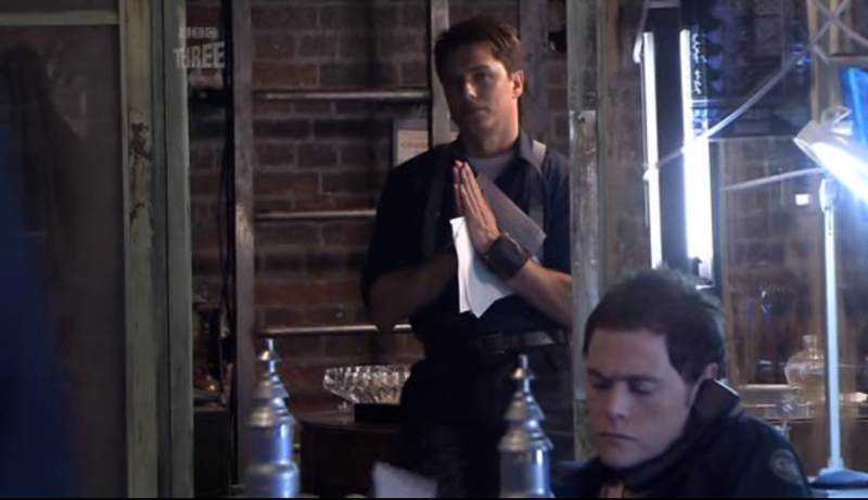 Please, don't be so rude with Ianto.