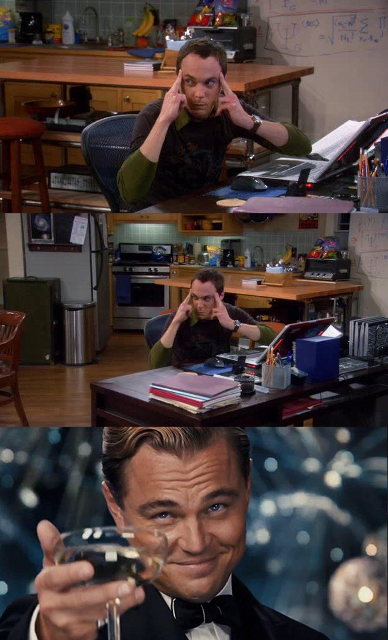 Sheldon ❤❤❤😆😆😆