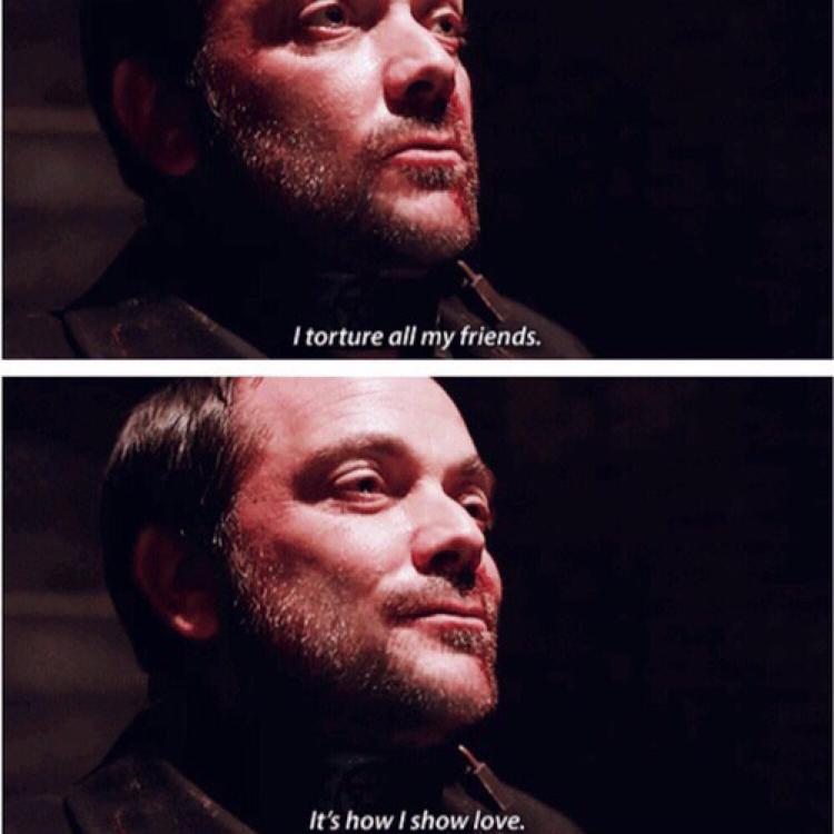 Crowley 😂 😂
