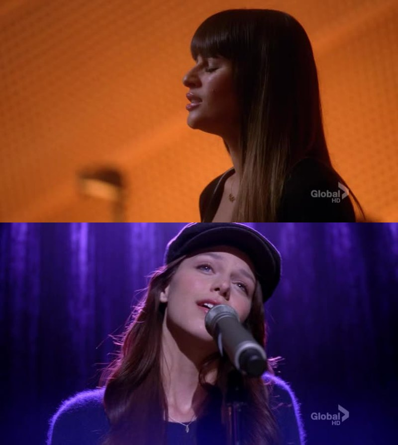 New York State of Mind is one of the BEST duets in the entire series. Lea and Melissa's voices blend so well together, it's a shame it didn't happen more often.