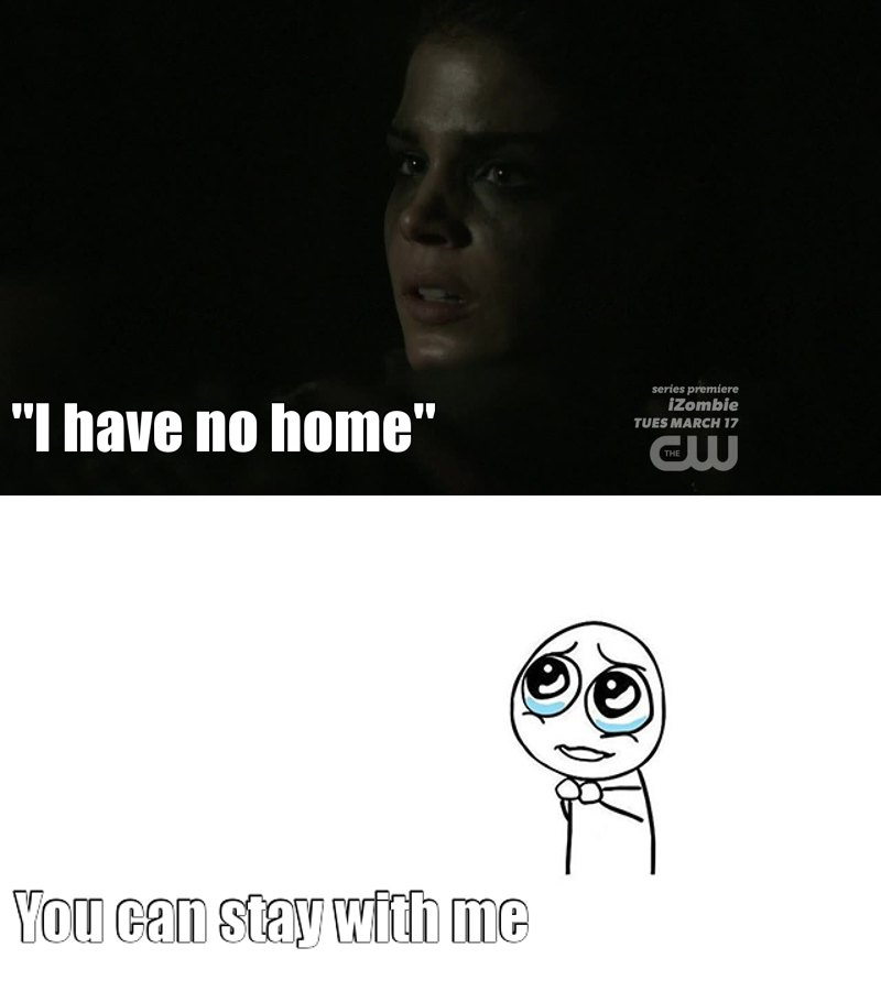 Octavia is such a strong woman. I really love her!