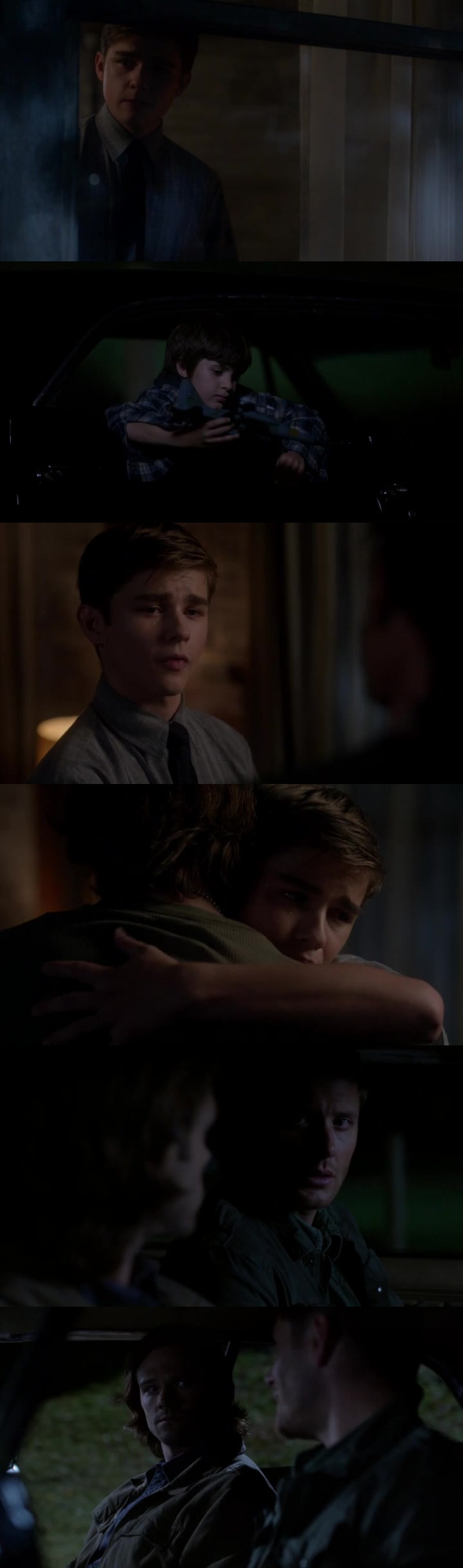 They always make me cry at the end of every episode 😭  - Dean is born to be a hero..  - Anything for Sam before anyone else 💔
