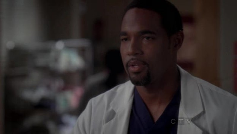 I ship him with Bailey, not Bailey with the nurse.
