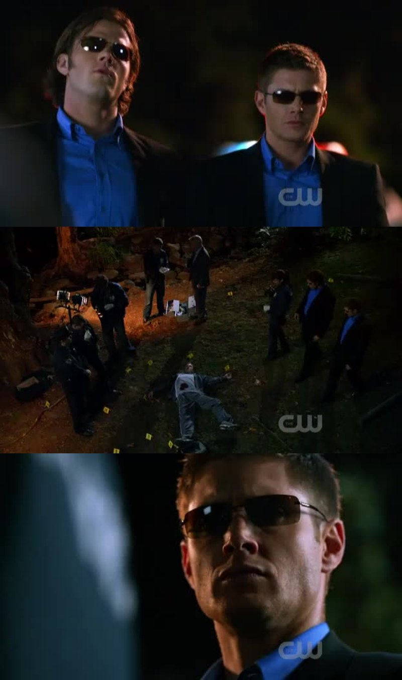 One of the funniest episode :D They like a cops - not like usuall because they are really hot , but this shaking with hair and taking sunglasses down :D that was really funny